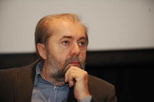 "Zagreb,25.11.2014 (kultura) - Drago Hedl predstavio novu knjigu ""Izborna sutnja"" foto Davor Kovacevic kultura"
